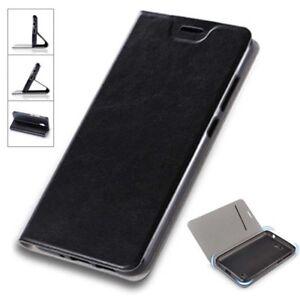 Clapet-Smart-Cover-noir-pour-Sony-Xperia-XZ2-COQUE-DE-PROTECTION-POUR-IPAD