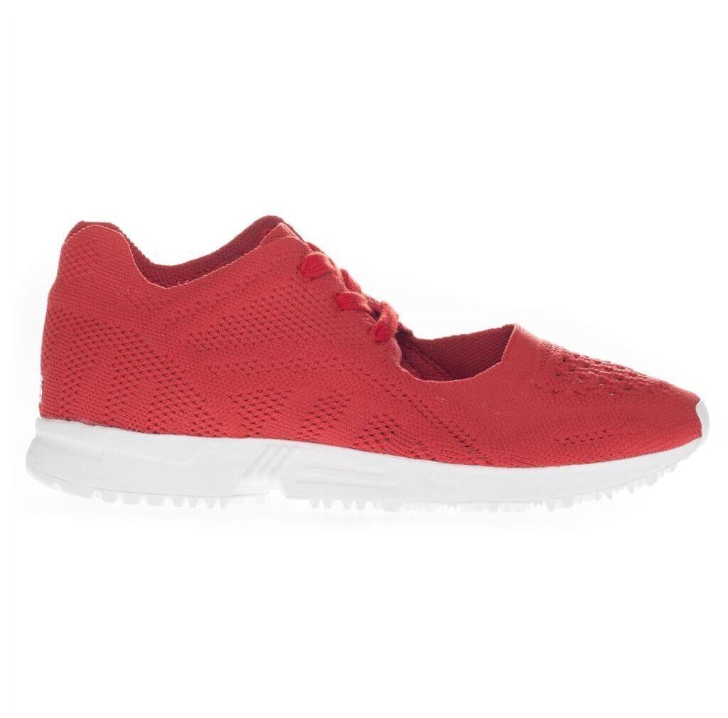 Adidas Womens Equipment Racing Sneakers Red White Eu 39 1 3 S75173