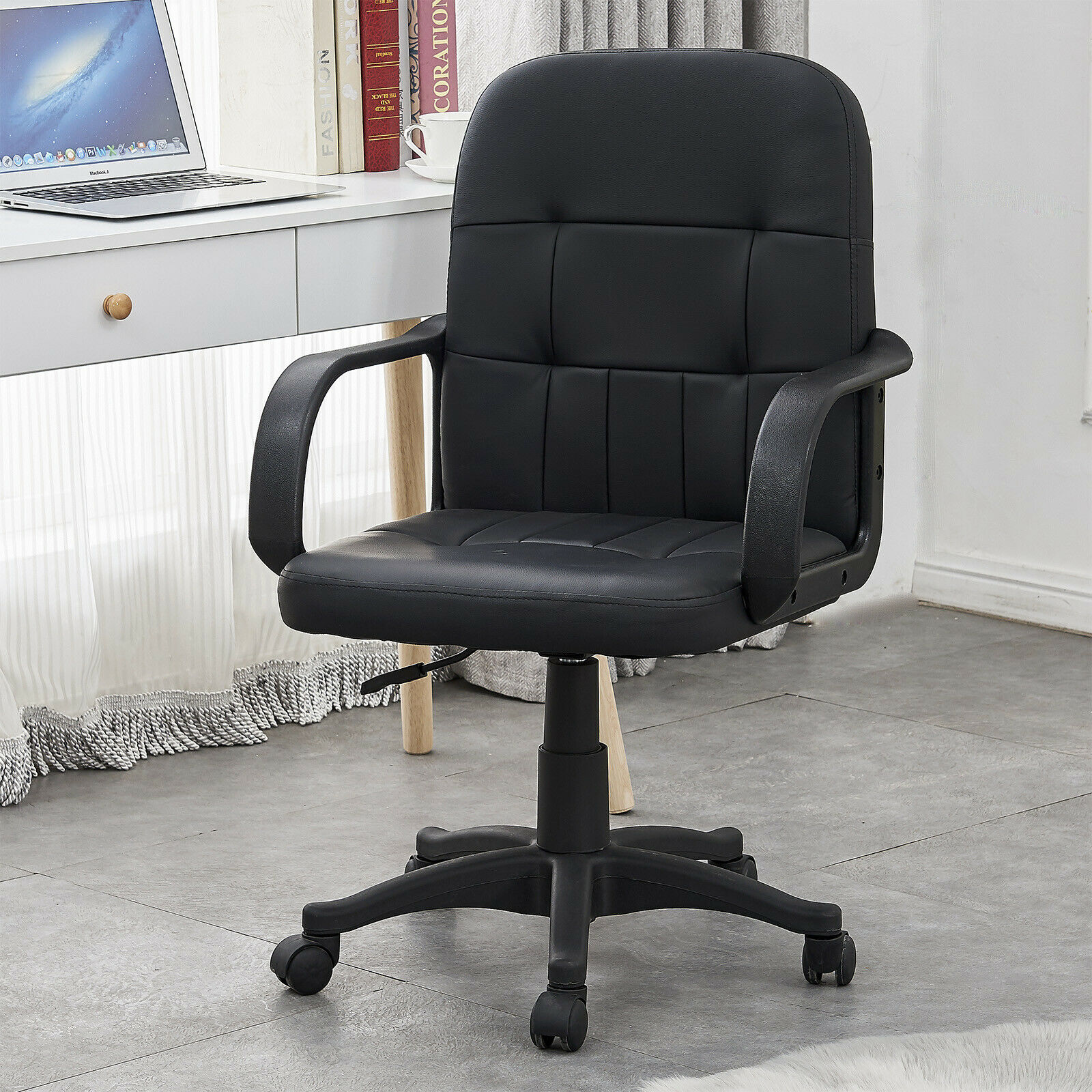 Office Chairs Pc Computer Desk Swivel