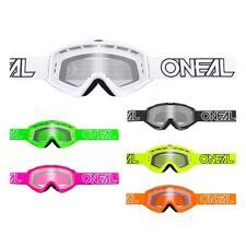 PiWear Motorradbrille Goggles MX Helm Moto Cross Enduro Quad Offroad Bikerbrille