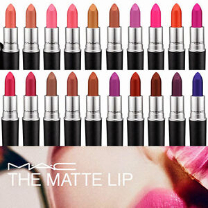 mac matte lipstick including new 2016 colors pick your