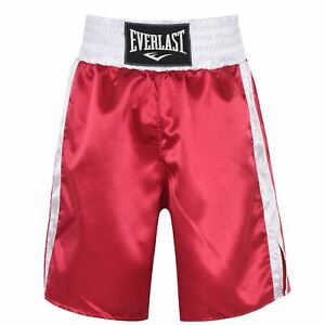 Everlast Boxe Trunks Uomo Gents concorrenza Pantaloncini Pants Pantaloni Bottoms
