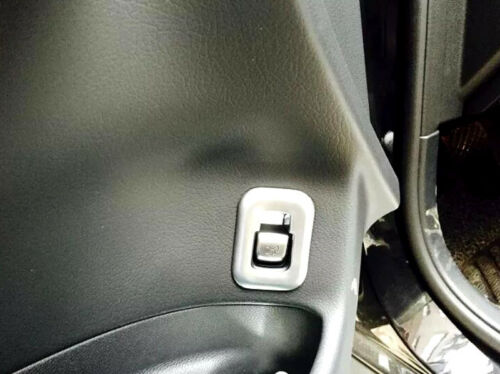 ABS Interior Rear Open Trunk Box Cover Trim For Mercedes-Benz GLC X253 2015-2017