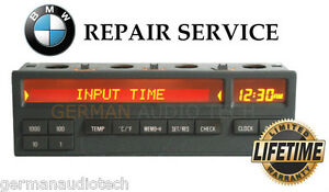 BMW-E36-11-BUTTON-ON-BOARD-COMPUTER-OBC-PIXEL-LCD-DISPLAY-REPAIR-SERVICE-FIX