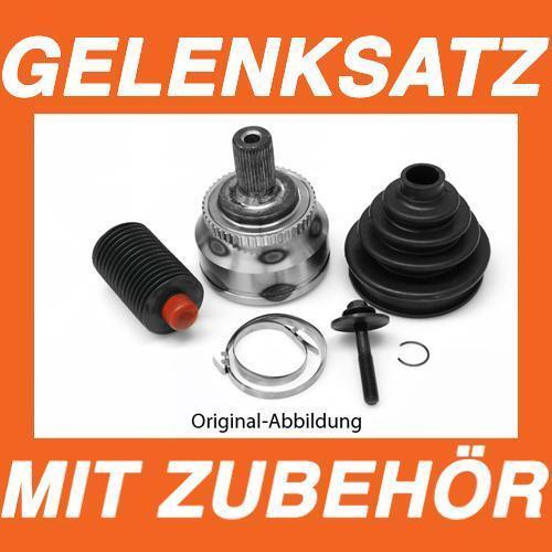 mit ABS Antriebsgelenk Achskopf TS,XY Antriebswelle Gelenksatz Volvo S80