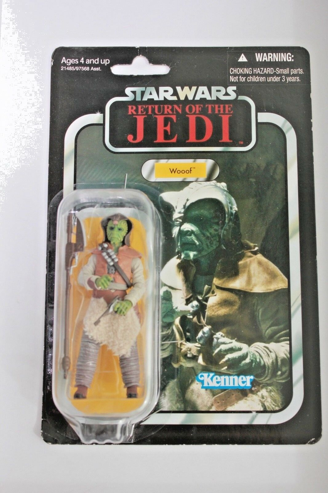 STAR WARS VINTAGE COLLECTION WOOOF  (THE RETURN OF THE JEDI)VC24