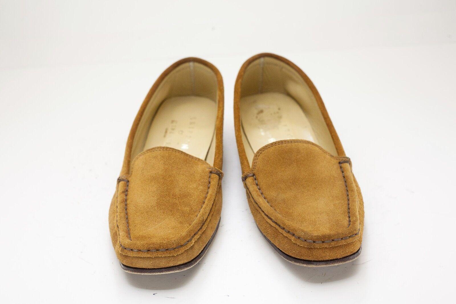 Shipton Shipton Shipton & Heneage 8.5 Brown Loafers Flats Women's EU 39 f80807
