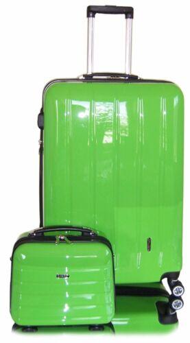Combi set 70cm polycarbonate coque rigide trolley valise trolley ripstop Londres