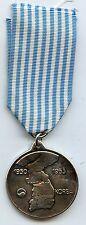 International Federation of Korea Veterans Association Medal