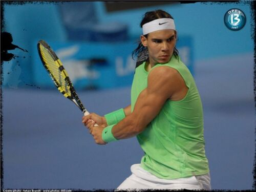 "Rafa Rafael Nadal Tennis Grand Slam Wall 32/""x24/"" Poster R30"