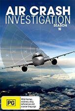 Air Crash Investigations : Season 1-15 for sale online   eBay