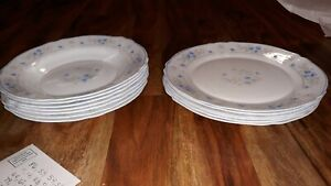 Arcopal-France-Dinnerware-6-cups-5-DinnerPlates-7-soup-salad-bowls