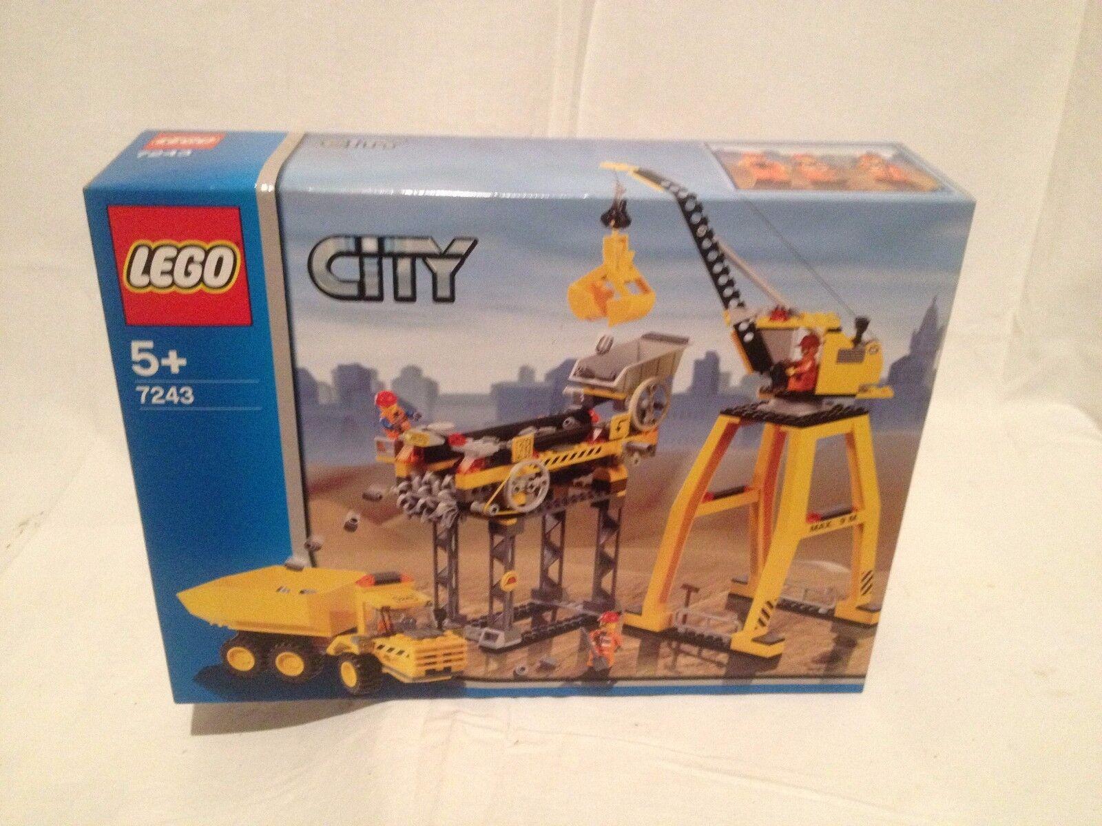 Avoir une maison, avoir de de de l'amour, as-tu Lego City 7243 Site De Construction NEUF 1 édition 502194