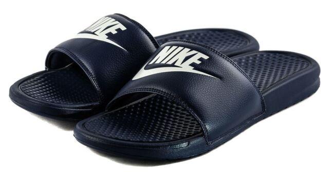 Pool Sliders Sandals Midnight Navy UK