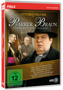 Pfarrer-Braun-Collection-Vol-2-Film-Serie-Krimi-Ottfried-Fischer-Pidax