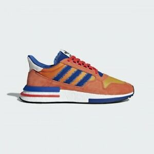 competitive price c8243 aeb8d Image is loading Adidas-ORIGINALS-Dragon-ball-Z-ZX-500-RM-