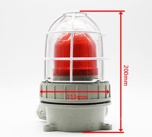 Buzzer Signal Lamp LED Warning Lamp BBJ Alarm Lamp Explosion Proof Lamp