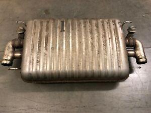 Oem Aston Martin Db9 Exhaust 4g435230fc Ebay