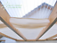 Folding-awning to measure for Inner Shade with complete Rope Clamp Technology