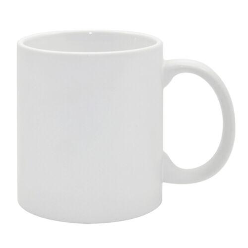 36PCS* 11OZ AA Grade ORCA Coating Blank White Mug for Sublimation Printing+Box
