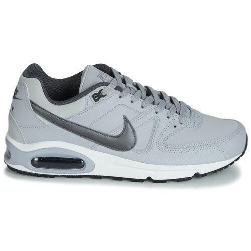 Nike Air Max Command Leather Scarpe Uomo MainApps Grigio 42