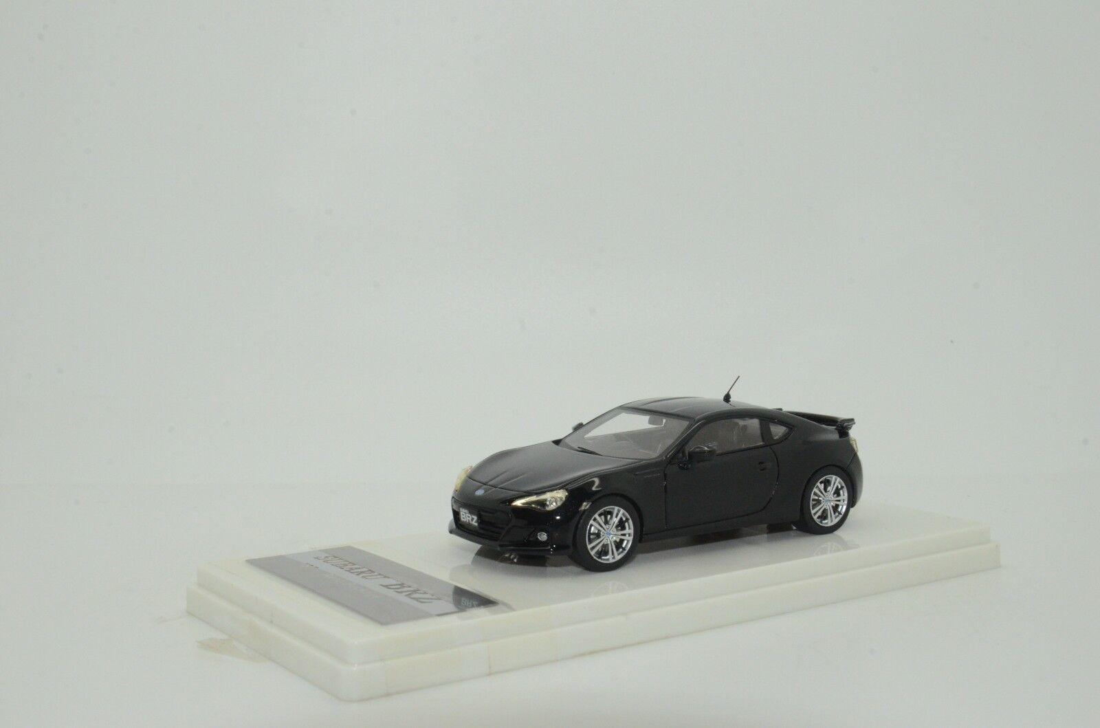 Raro Subaru BRZ  S  Aero Paquete De Cristal nero de sílice Wit's 1 43