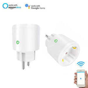 Remote-Control-Home-Smart-WiFi-Power-Socket-Wireless-Timer-Switch-Outlet-EU-Plug