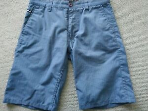 Nice-Rip-Curl-Casual-Walk-Shorts-Blue-Sz-32-in-84-cm-4-pockets