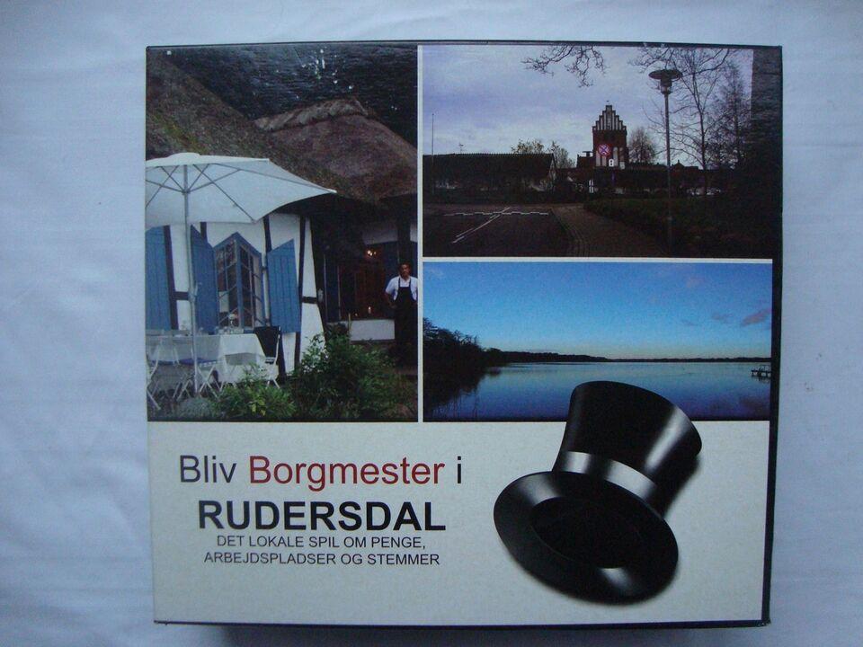 Rudersdal Kommune :, brætspil