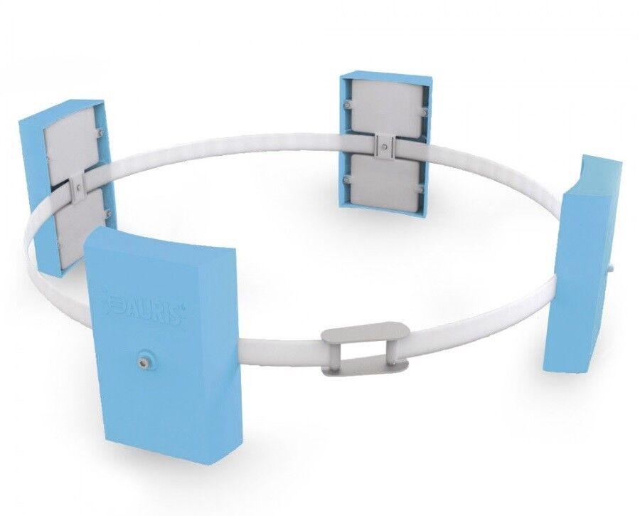 Kit de piscine magnétique pour une eau limpide