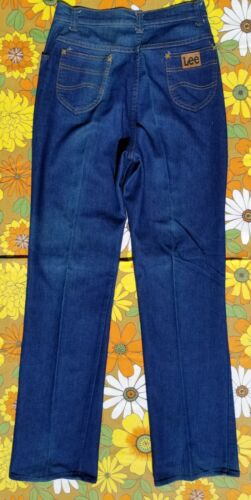 Rare~ Vintage~ Ms. Lee~ Dark Denim~ Woman's Jeans