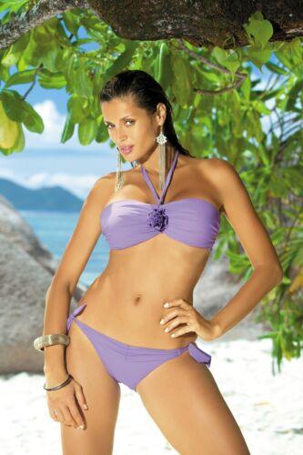 MARKO Mira Luxury Push Up Padded Bikini Top and Matching Bikini Brief Set