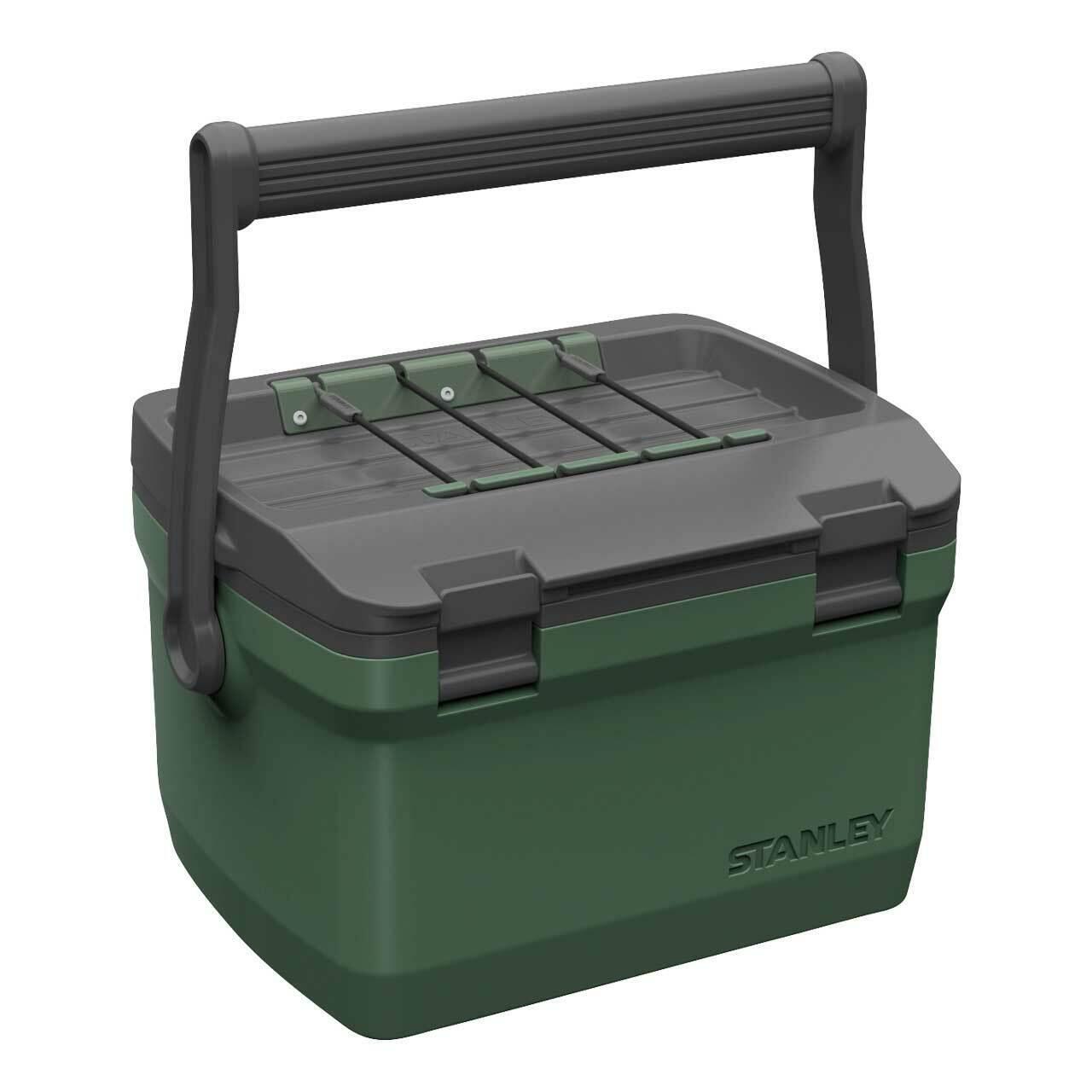 STANLEY Adventure Kühlbox - 6,6 Liter - Camping Kühltasche - Thermobox - Cooler