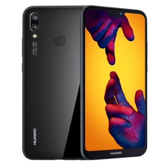 PROMO! SMARTPHONE HUAWEI P20 LITE BLACK 64GB NUOVI + COVER E SPEDIZIONE GRATIS!