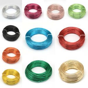 500-g-2mm-Florist-Aluminum-Wire-For-DIY-Crafts-Jewellery-Making-about-55m-500g