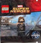 LEGO Winter Soldier Minifigure 5002943 Marvel Super Heroes Polybag