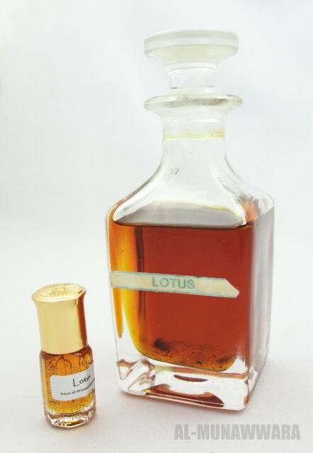 3ml Lotus - Traditional/Oriental Floral Perfume Oil/Attar