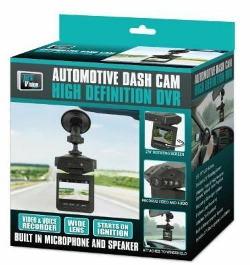 KOEHLER 10017827 Koolekoo Automotive HD Dash Cam