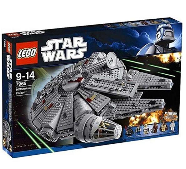 buon prezzo LEGO Estrella Guerras - Millennium Millennium Millennium Falcon - 7965 - nuovo & Sealed  risparmiare fino all'80%