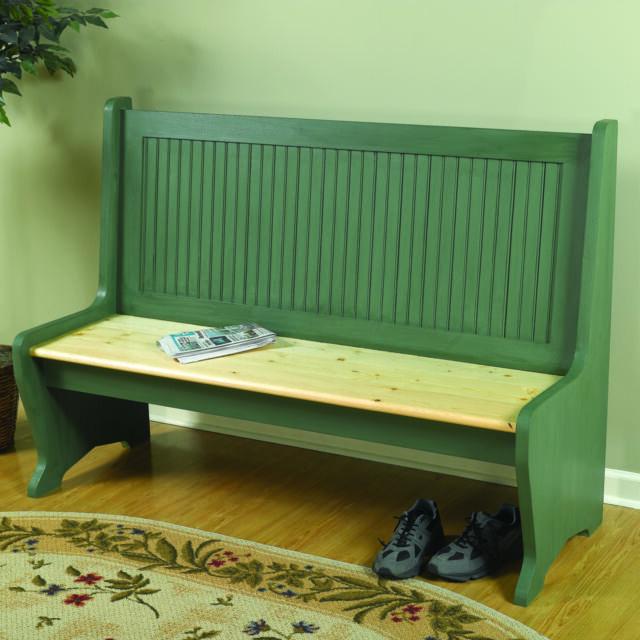 Terrific Woodworking Project Paper Plan To Build Dual Purpose Deacons Bench Inzonedesignstudio Interior Chair Design Inzonedesignstudiocom