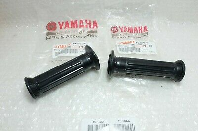 New Yamaha Genuine Handle Grip Pairs 83-06 PW80 79-83 YZ50 YZ60 86-90 PW80