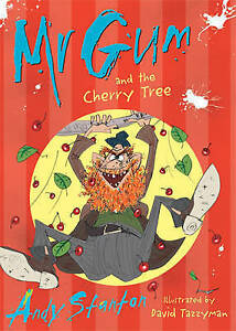 Mr-Gum-and-the-Cherry-Tree-Bk-7-by-Andy-Stanton-Acceptable-Used-Book-Paperba