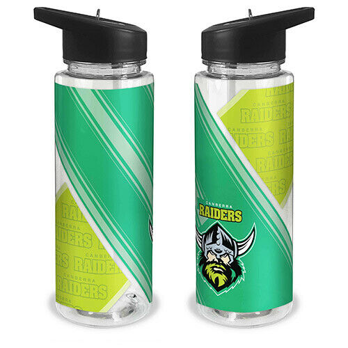 Canberra Raiders NRL SPORTS Drink Bottle Water School Work Gym Man Cave Bar Gift