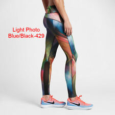 6b68d938ed46 Nike Epic Run Power Women's Printed Tights Running Training Gym 831806-429