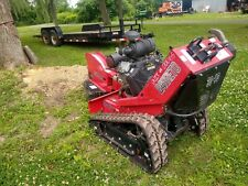 Barreto Sg 30 31hp Tracked Stump Grinder With Trailer