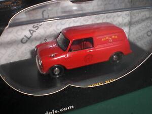 IXO CLC 108 - Morris Mini Van Royal Mail 1965 - 1:43 Made in China