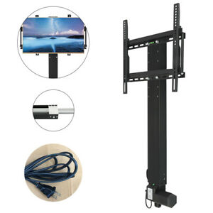 Motorized-TV-Lift-Bracket-Mechanism-for-32-65-034-TVs-lift-Stand-Mount-with-Remote