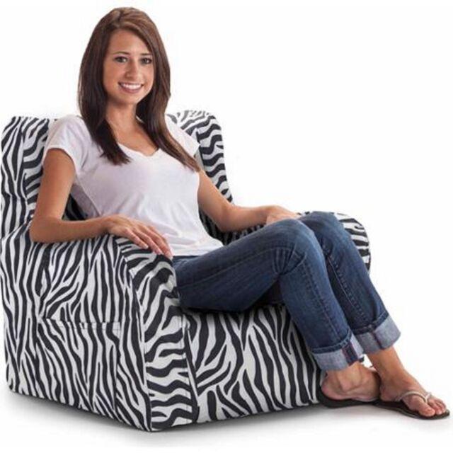 Fabulous Big Joe Smartmax Duo Bean Bag Chair Adult Kids Room Dorm Choose Color Ncnpc Chair Design For Home Ncnpcorg