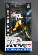 IN-STOCK NOW!! McFarlane EA Sports Madden NFL 17 Ser 2 BEN ROETHLISBERGER