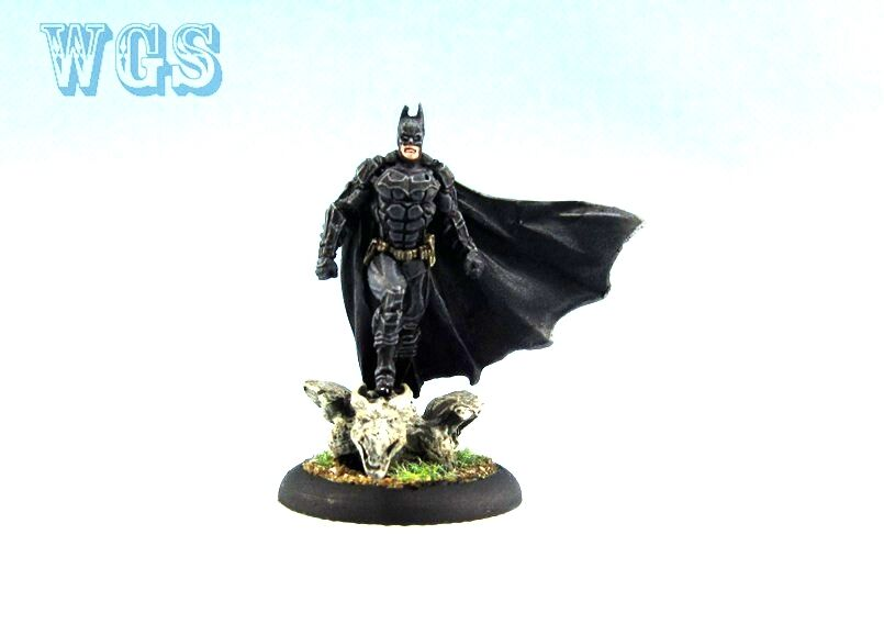 Knight Models painted Batman Miniature Game  Batman Arkham Knight KST35 KM001